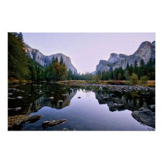 Yosemite National Park Perfect Poster