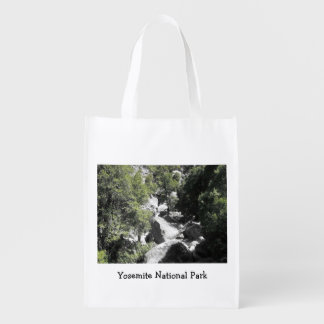 Yosemite National Park Reusable Grocery Bag
