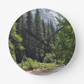 Yosemite National Park Round Clock