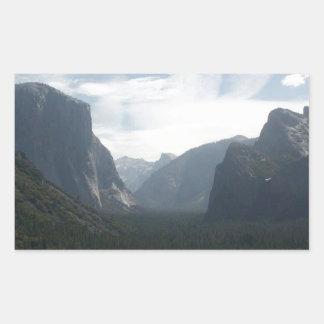 Yosemite National Park Sticker
