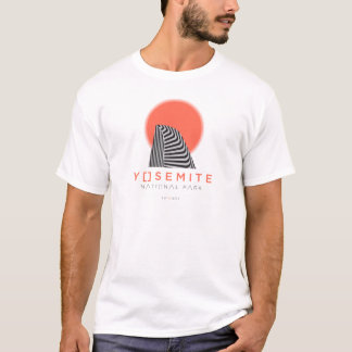 Yosemite National Park T-Shirt - Half Dome Tee