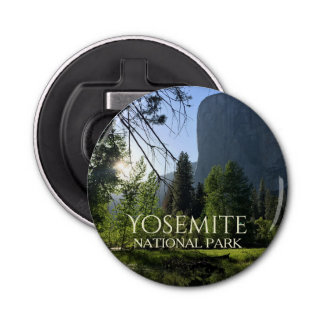 Yosemite National Park Tourist Bottle Opener