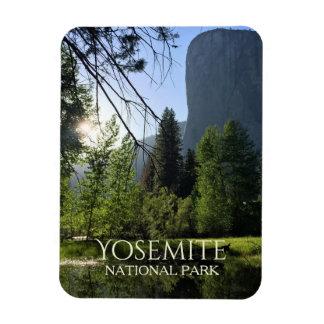 Yosemite National Park Tourist Magnet