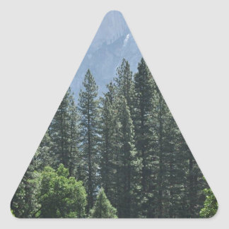 Yosemite National Park Triangle Sticker