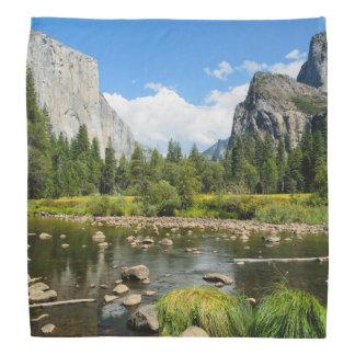 Yosemite National Park Valley View Bandana