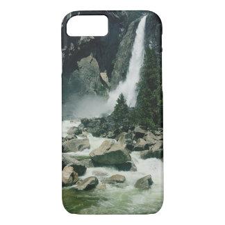 Yosemite National Park Waterfall iPhone Case