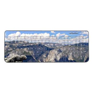 Yosemite National Park Wireless Keyboard