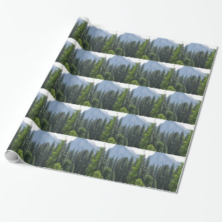 Yosemite National Park Wrapping Paper