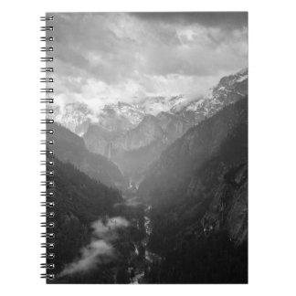 Yosemite Note Book