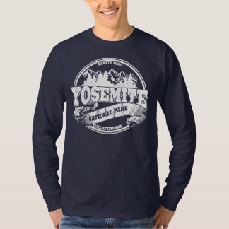 Yosemite Old Circle White T-Shirt
