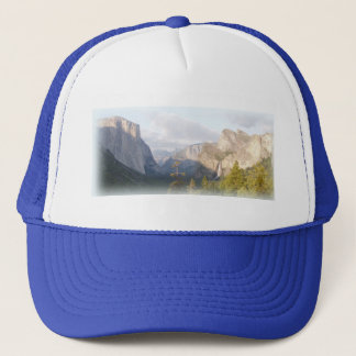 Yosemite Panorama Trucker Hat