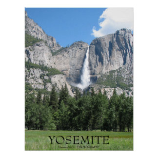 Yosemite Poster!