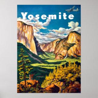 Yosemite Print