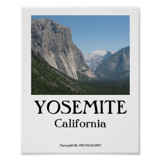 Yosemite Poster! Poster