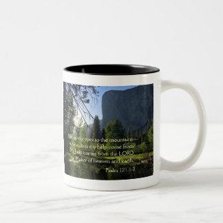 Yosemite Psalm Mug