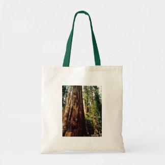 Yosemite Redwood Tote Bag