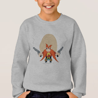 Yosemite Sam Back Off Sweatshirt