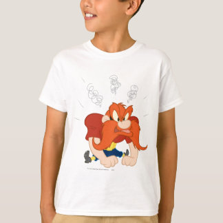 Yosemite Sam Steamed T-Shirt