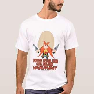Yosemite Sam - Vote for Me or Else Varmint T-Shirt