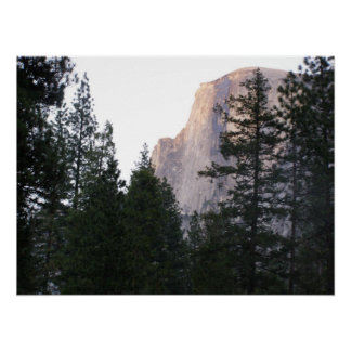 Yosemite (Stone) Poster