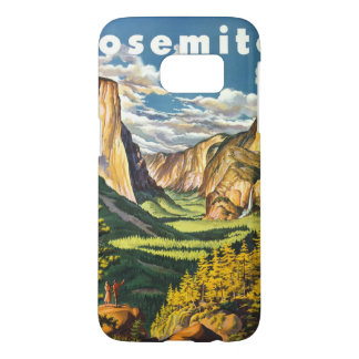 Yosemite USA Vintage Travel phone cases