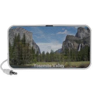 Yosemite Valley  Doodle iPhone Speaker