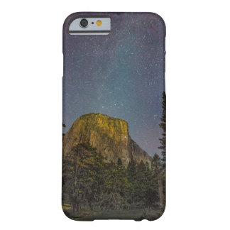 Yosemite Valley El Capitan night sky Barely There iPhone 6 Case