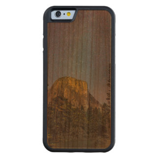 Yosemite Valley El Capitan night sky Carved Cherry iPhone 6 Bumper Case