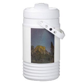 Yosemite Valley El Capitan night sky Cooler