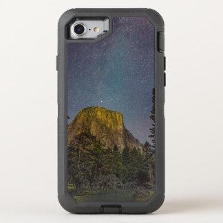 Yosemite Valley El Capitan night sky OtterBox Defender iPhone 7 Case