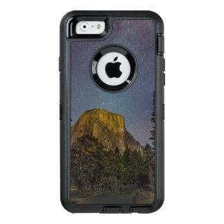 Yosemite Valley El Capitan night sky OtterBox Defender iPhone Case