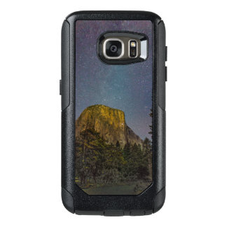 Yosemite Valley El Capitan night sky OtterBox Samsung Galaxy S7 Case