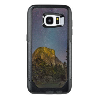 Yosemite Valley El Capitan night sky OtterBox Samsung Galaxy S7 Edge Case