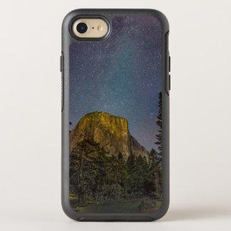 Yosemite Valley El Capitan night sky OtterBox Symmetry iPhone 7 Case