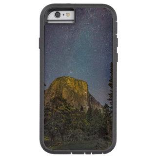 Yosemite Valley El Capitan night sky Tough Xtreme iPhone 6 Case