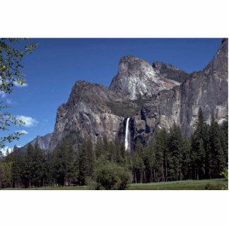 Yosemite Valley Falls USA Acrylic Cut Out
