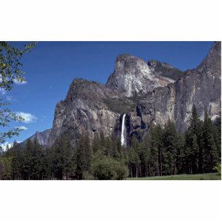 Yosemite Valley Falls, USA Acrylic Cut Outs
