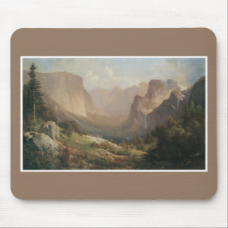 Yosemite Valley Fine Art Mouse Pad