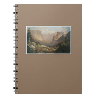 Yosemite Valley Fine Art Photo Notebook