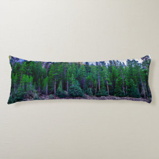 Yosemite Valley Forest & Sky Body Pillow