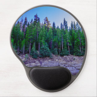 Yosemite Valley Forest & Sky Gel Mouse Pad