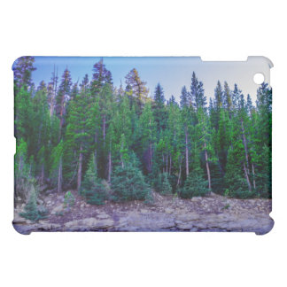 Yosemite Valley Forest & Sky iPad Mini Covers
