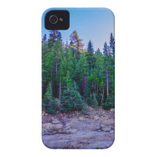 Yosemite Valley Forest & Sky iPhone 4 Covers