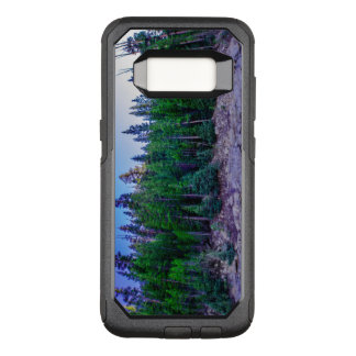 Yosemite Valley Forest & Sky OtterBox Commuter Samsung Galaxy S8 Case