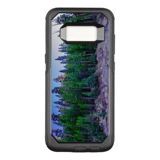 Yosemite Valley Forest & Sky OtterBox Commuter Samsung Galaxy S8 Case