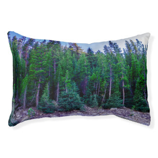 Yosemite Valley Forest & Sky Pet Bed