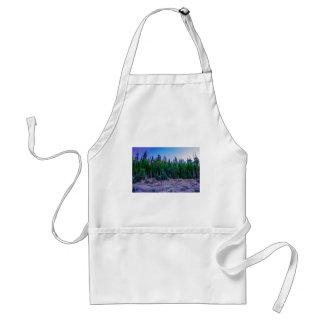 Yosemite Valley Forest & Sky Standard Apron