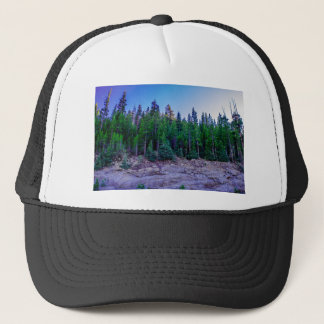 Yosemite Valley Forest & Sky Trucker Hat