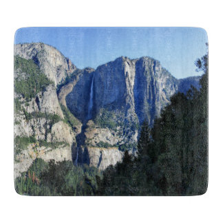 Yosemite Valley from Four Mile Trail - Yosemite Cutting Board