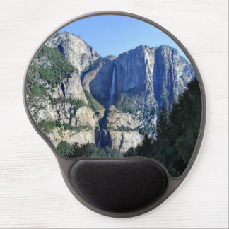 Yosemite Valley from Four Mile Trail - Yosemite Gel Mouse Pad